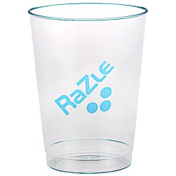 View a larger, more detailed picture of the Clear Plastic Cup - 10 oz