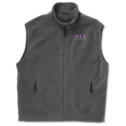 View a larger, more detailed picture of the North End Interactive Fleece Vest - Men s