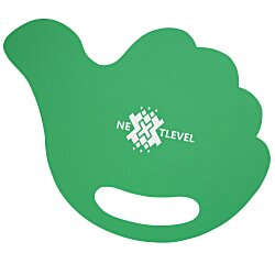View a larger, more detailed picture of the Breezin Plastic Hand Fan - Hand