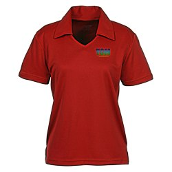 View a larger, more detailed picture of the Cool & Dry Sport Polo - Ladies