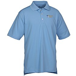 View a larger, more detailed picture of the Cool & Dry Stain-Release Performance Polo - Men s