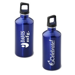 View a larger, more detailed picture of the h2go Stainless Bottle - 20 oz - Celebrate - Color
