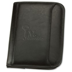 View a larger, more detailed picture of the Leather Jr Calculator Padfolio