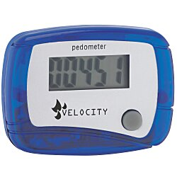View a larger, more detailed picture of the Value In Shape Pedometer - Translucent