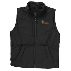 View a larger, more detailed picture of the North End Ripstop Insulated Vest - Men s