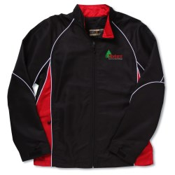View a larger, more detailed picture of the North End Woven Athletic Jacket - Men s