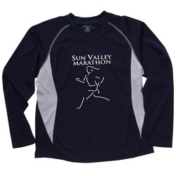 View a larger, more detailed picture of the North End Athletic LS Sport Tee - Ladies - Screen
