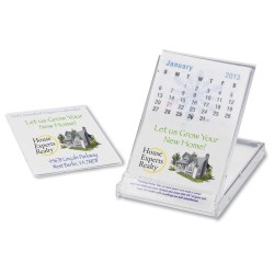 View a larger, more detailed picture of the Seeded Paper Stand Up Calendar