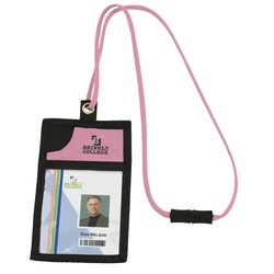 View a larger, more detailed picture of the Identification Badge Holder