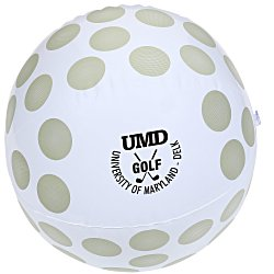 View a larger, more detailed picture of the Sport Beach Ball - Golf Ball