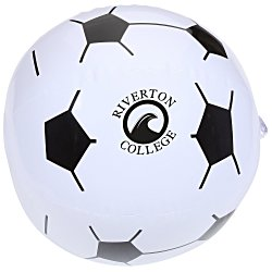 View a larger, more detailed picture of the Sport Beach Ball - Soccer Ball