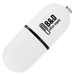 View a larger, more detailed picture of the Boulder USB Drive - 16GB