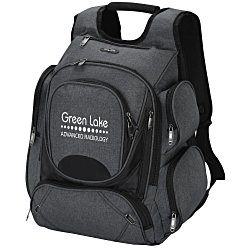 View a larger, more detailed picture of the elleven Checkpoint-Friendly Laptop Backpack