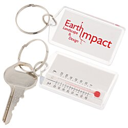 View a larger, more detailed picture of the Temperature Key Tag