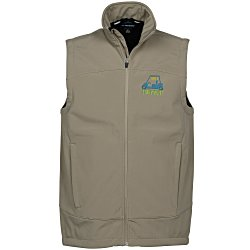 View a larger, more detailed picture of the Zeneth Soft Shell Vest - Men s