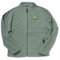 View a larger, more detailed picture of the Instinct Microfleece Jacket w Piping - Men s