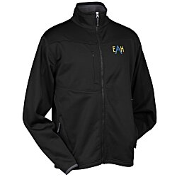 View a larger, more detailed picture of the Contender Polyknit Fleece Full Zip Jacket - Men s