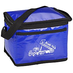View a larger, more detailed picture of the Laminated Non-Woven 6-Pack Cooler