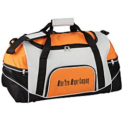 View a larger, more detailed picture of the Tri-Pocket Sport Duffel - Screen