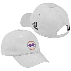 View a larger, more detailed picture of the adidas Unstructured Cap