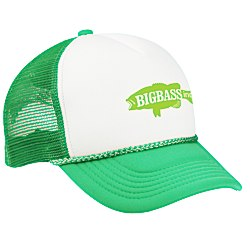 View a larger, more detailed picture of the Foam Trucker Cap - Transfer