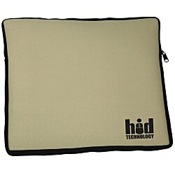 View a larger, more detailed picture of the Contrast Laptop Sleeve - 12-7 16 x 14-5 8