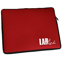 View a larger, more detailed picture of the Contrast Laptop Sleeve - 13 x 16-7 16