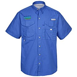 View a larger, more detailed picture of the Columbia Bonehead Short Sleeve Shirt