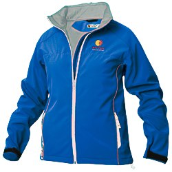 View a larger, more detailed picture of the Clique Soft Shell Jacket - Ladies