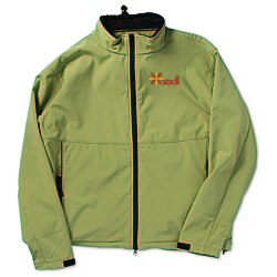 View a larger, more detailed picture of the Clique Soft Shell Jacket - Men s