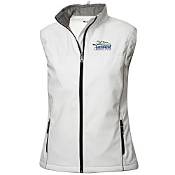 View a larger, more detailed picture of the Clique Softshell Vest - Ladies