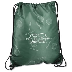 View a larger, more detailed picture of the Sports League Drawcord Sportpack - Golf