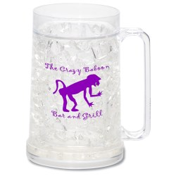 View a larger, more detailed picture of the Freezer Mug - 15 oz