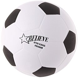View a larger, more detailed picture of the Stress Reliever - Soccer Ball - 24 hr