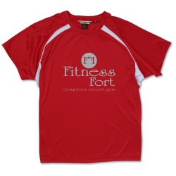 View a larger, more detailed picture of the North End Athletic T-Shirt - Ladies
