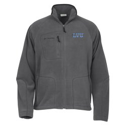 View a larger, more detailed picture of the Columbia Western Trek Microfleece Jacket - Men s