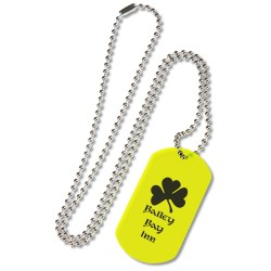 View a larger, more detailed picture of the Scented Dog Tag - Closeout