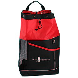 View a larger, more detailed picture of the Oceanside Sport Slingpack Tote