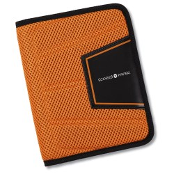 View a larger, more detailed picture of the MicroMesh Compact Journal - Black