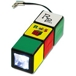 View a larger, more detailed picture of the Rubik s Flashlight