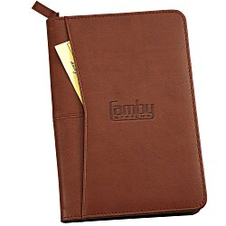 View a larger, more detailed picture of the Pedova Jr Zippered Padfolio