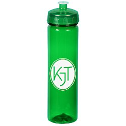 View a larger, more detailed picture of the PolySure Refresh Sport Bottle - 24 oz - Translucent