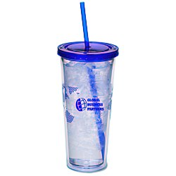 View a larger, more detailed picture of the Earthy Color Scheme Spirit Tumbler - 20 oz