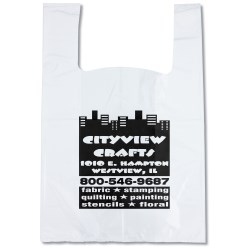 View a larger, more detailed picture of the T-Shirt Bag - 18 x 12
