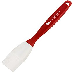 View a larger, more detailed picture of the Vivid Color Silicone Basting Brush - Opaque