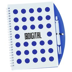 View a larger, more detailed picture of the Polka Dot Notebook Set