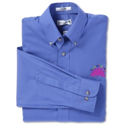 View a larger, more detailed picture of the Van Heusen Utility Poplin Shirt - Men s