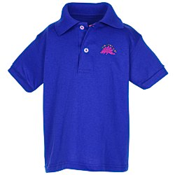 View a larger, more detailed picture of the Hanes ComfortBlend 50 50 Jersey Sport Shirt - Youth