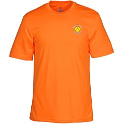 View a larger, more detailed picture of the Hanes 4 oz Cool Dri T-Shirt - Men s - Embroidered