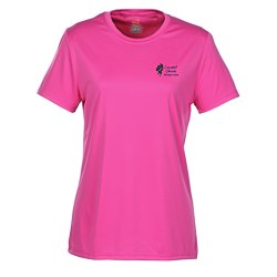 View a larger, more detailed picture of the Hanes 4 oz Cool Dri T-Shirt - Ladies - Screen